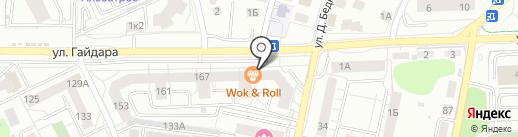Креатив на карте Калининграда