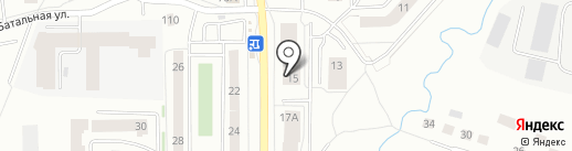 Sushi Town на карте Калининграда