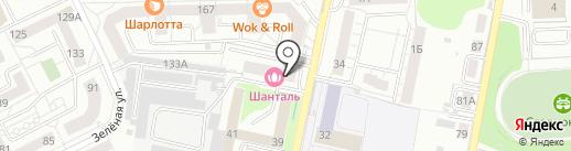 Star Labs на карте Калининграда