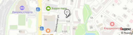 GaragePro-Club на карте Калининграда