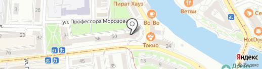 RSKD на карте Калининграда