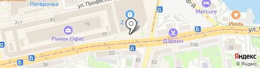 EKYTMAN® на карте Калининграда