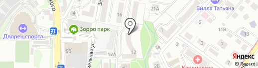 Digital Lab на карте Калининграда