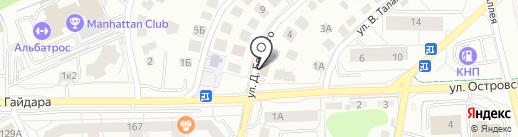 Votre Maison на карте Калининграда