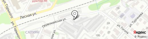 VLA-OIL на карте Калининграда