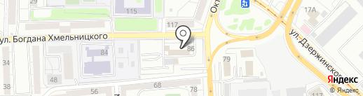 БалтРобоТех на карте Калининграда