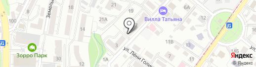 Mon salon на карте Калининграда