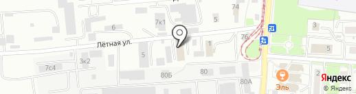 VIANOR на карте Калининграда