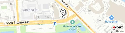 My-say на карте Калининграда