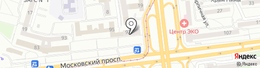 GMStudio на карте Калининграда