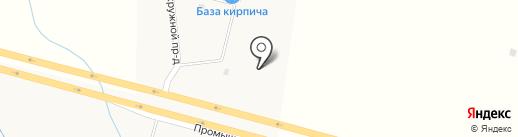 Элементы дома на карте Кутузово