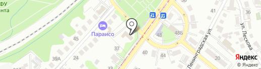 Банкомат, АКБ Российский Капитал, ПАО, Калининградский филиал на карте Калининграда