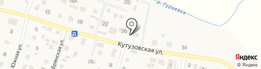 Юник Хаус на карте Дорожного
