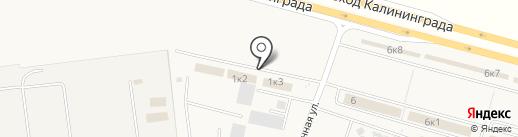 Профишинг на карте Кутузово