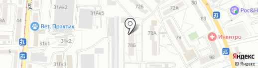 Koenig Dog на карте Калининграда