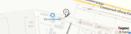 ВэлдЭксперт на карте Кутузово
