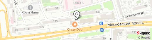 Trend на карте Калининграда