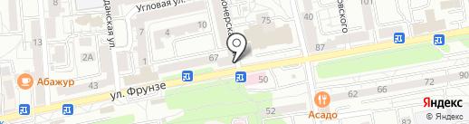Der Anker на карте Калининграда