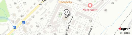 МПК на карте Калининграда