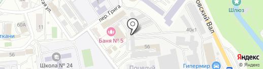 Мастера 39 на карте Калининграда