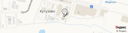 Концепт Модуль на карте Кутузово