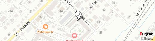 BeerZelis на карте Калининграда
