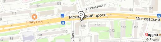 Фотосалон на карте Калининграда