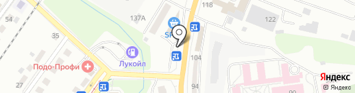 МТС на карте Калининграда
