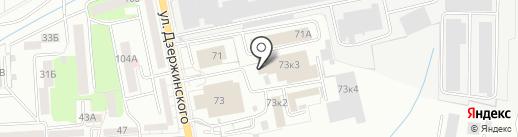 Магия кухни на карте Калининграда
