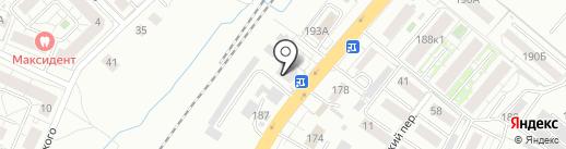 Напрокат39 на карте Калининграда