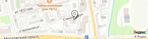 Слух66 на карте Калининграда