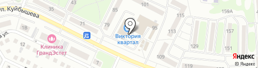 ДАЙМОНД ЛОМБАРД на карте Калининграда