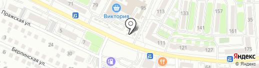 МегаФон на карте Калининграда
