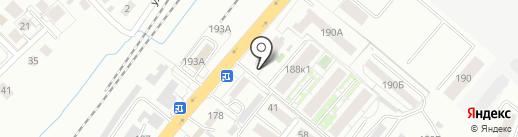 Аптека на карте Калининграда