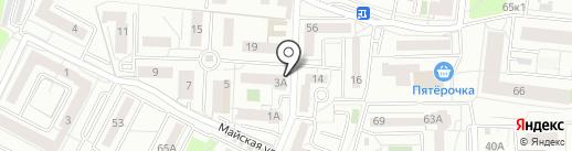 Tonuscentr на карте Калининграда