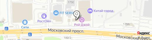 Marton Olimpic на карте Калининграда