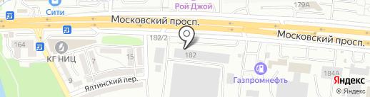 ПРОМКОМПЛЕКТ на карте Калининграда