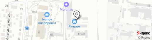 Кто есть кто в Калининграде на карте Калининграда