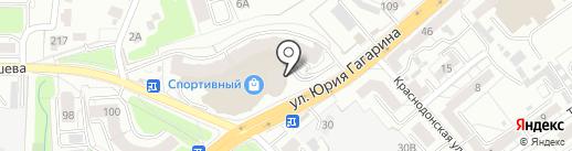 Магазин чая и кофе на карте Калининграда