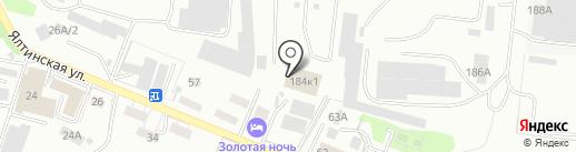 Агросфера-Калининград на карте Калининграда