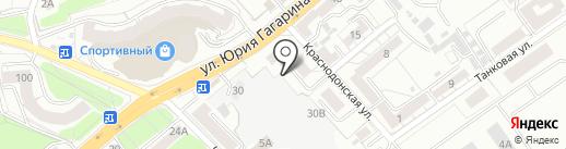 Наши цены на карте Калининграда