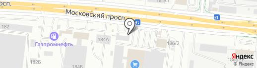 СтройСипДом39 на карте Калининграда