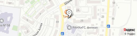Калининградский Деликатес на карте Калининграда