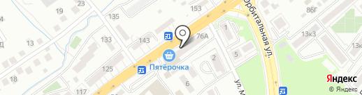 ИДДИС на карте Калининграда