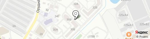 Мой дом на карте Калининграда
