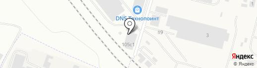 PROСталь на карте Калининграда