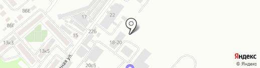 Тотал-Авто на карте Калининграда