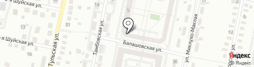 Miss Beauty на карте Калининграда