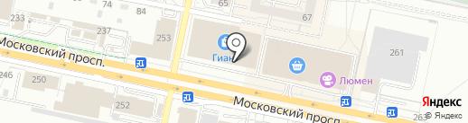 Арт Интерьер на карте Калининграда