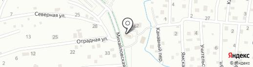 Храм Святой мученицы Лидии на карте Калининграда